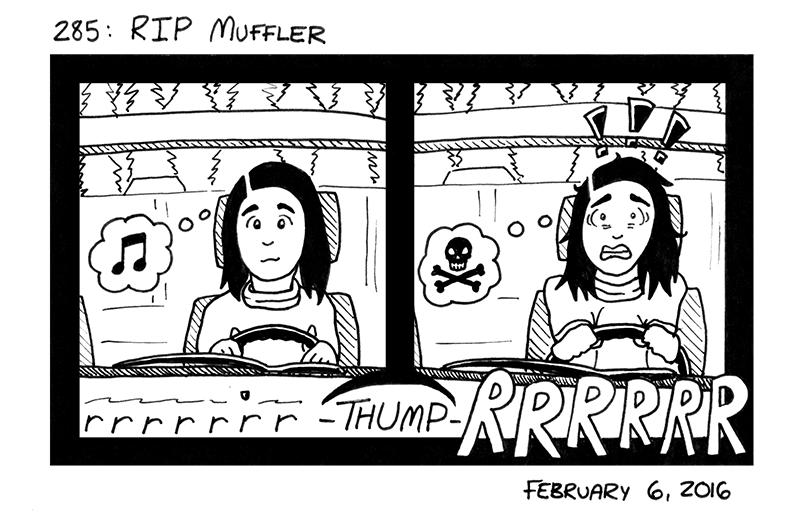 RIP Muffler