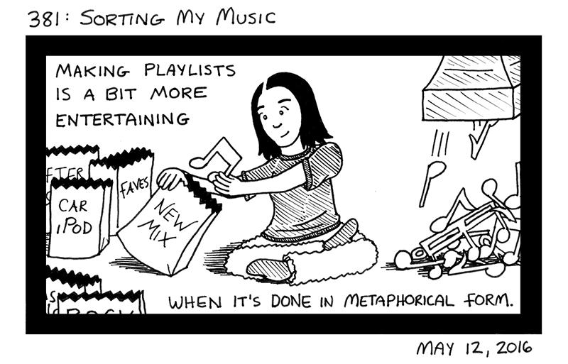 Sorting My Music