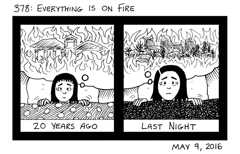 Everything Is On Fire