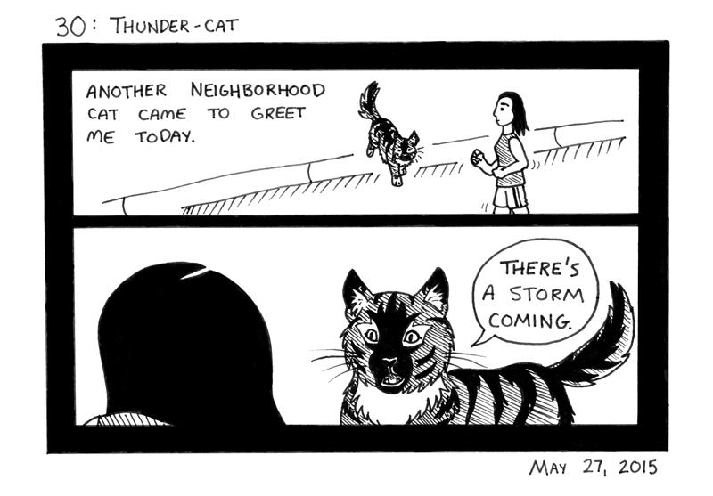 Thunder-cat